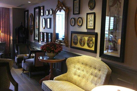 La Maison Favart : Lobby/reception