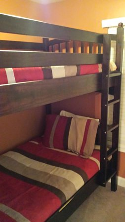 Shores of Panama Resort : Bunk Beds