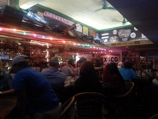 The Brass Cactus (bar area)