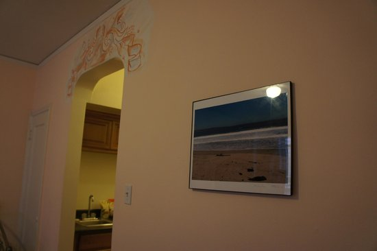 Hotel Mayflower: picture in the room