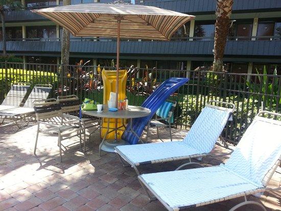 Rosen Inn International: our spot for the last 4 days