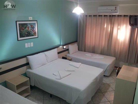 Hotel Flor Foz: Foto do quarto