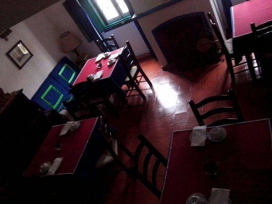Casa do Relogio: Sala colazioni