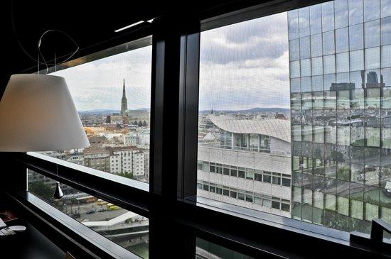 Sofitel Vienna Stephansdom - View from Room