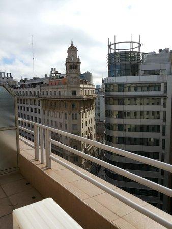 HR Luxor Buenos Aires: vista do quarto