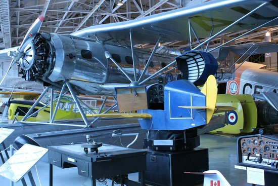 Royal Aviation Museum of Western Canada : .