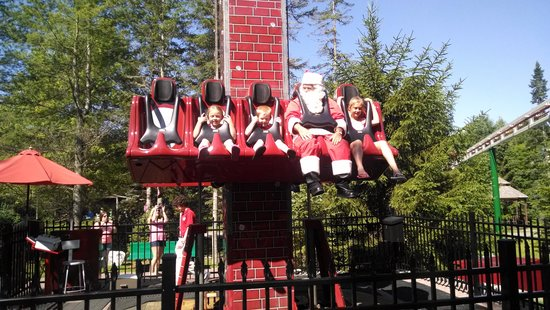 Santa's Village: great day