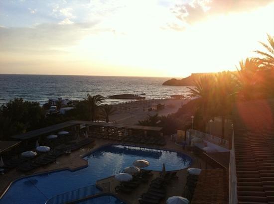 Insotel Tarida Beach Sensatori Resort : Puesta de sol
