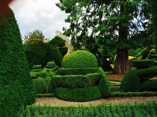 Kendal, UK: Photo of gardens