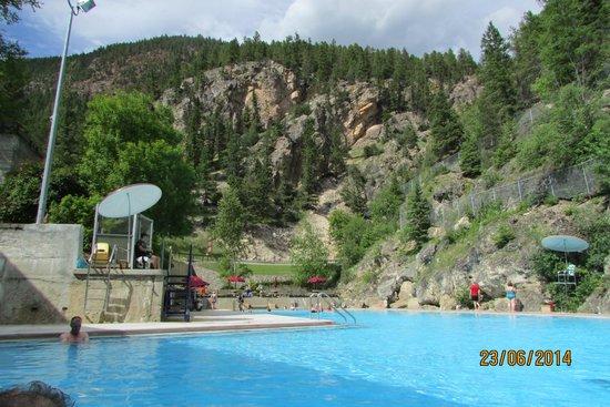Radium Hot Springs: Radium Hot Pool