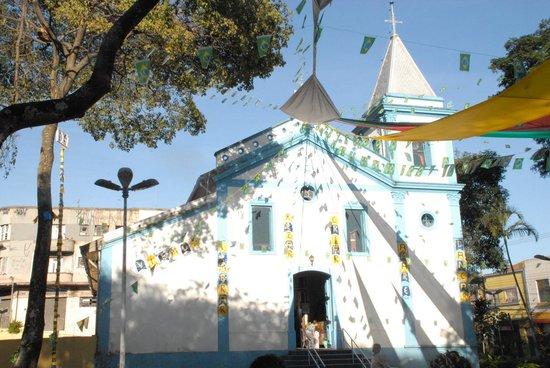 Igreja de Nossa Senhora do Rosario dos Homens Pretos