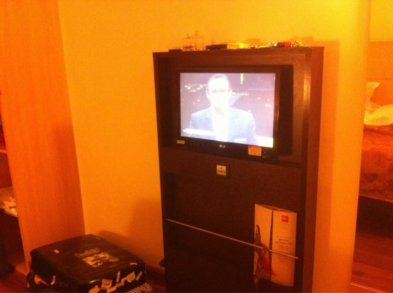 Ibis Paulista: Habitación