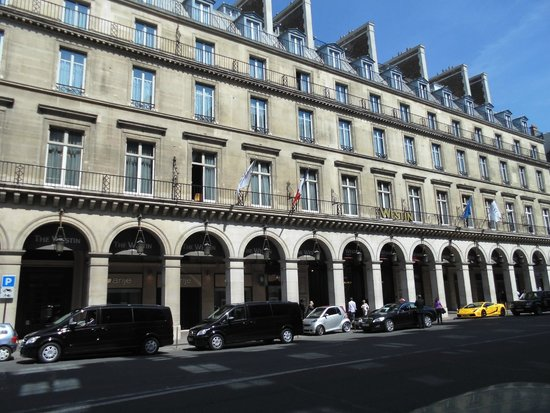 The Westin Paris - Vendôme : Front