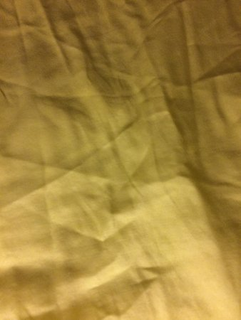 Drifting Sands: USED WRINKLED SHEETS