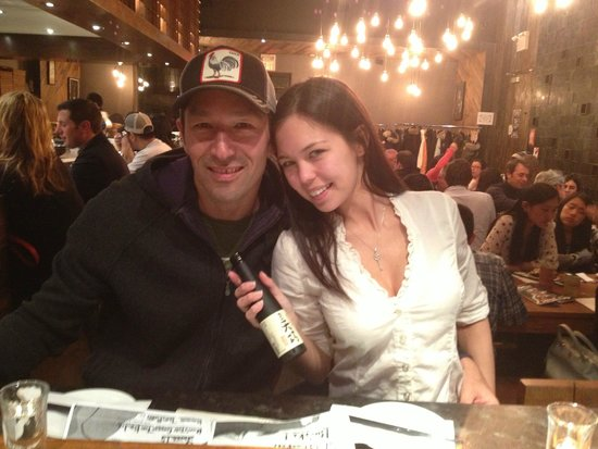 Kinka Izakaya Original: Guu with the Hubby