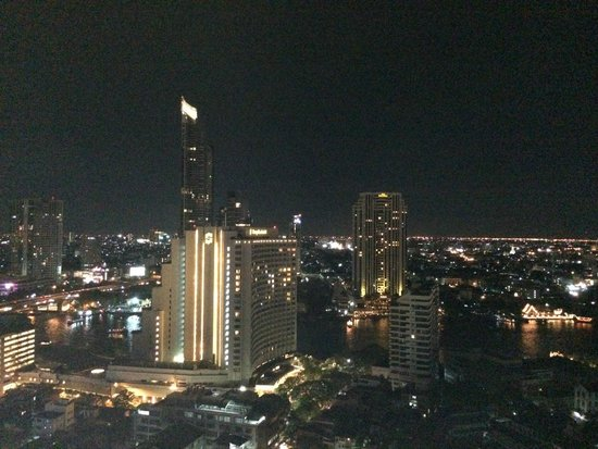 lebua at State Tower: View from the Room
