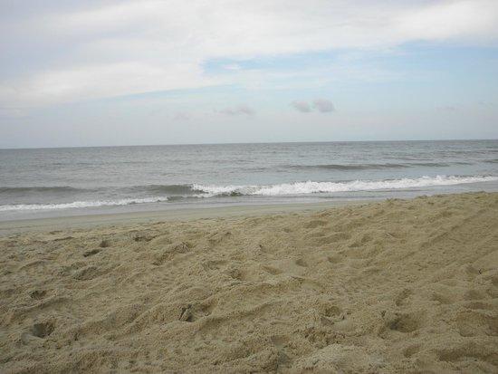 Sea Ranch Resort : Beach view