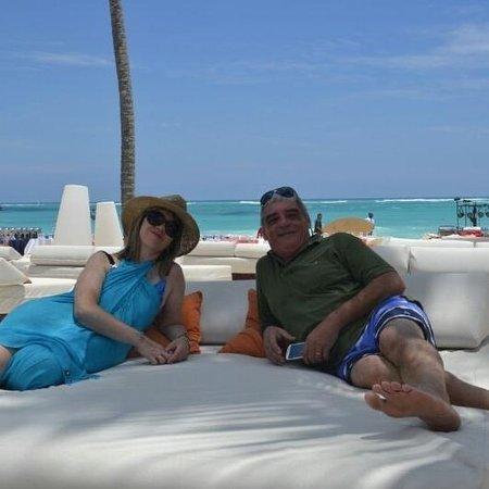 Paradisus Punta Cana: hermosos días pasamos !