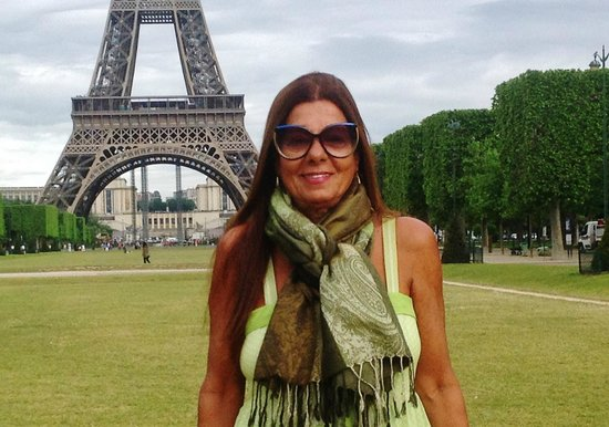 Mercure Paris Centre Eiffel Tower Hotel : O hotel fica bem pertinho daqui