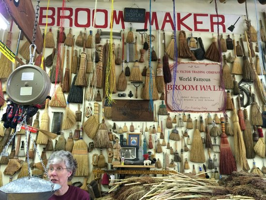 Victor, CO: The Broommakers