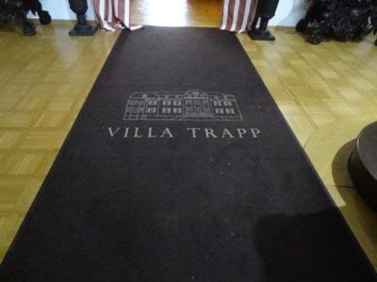 Villa Trapp : 館内