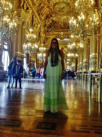 Mercure Paris Centre Tour Eiffel: Na Ópera de Paris