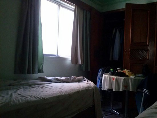 Lider Hotel : Habitacion
