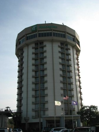 Holiday Inn Charleston Riverview: View of Hotel