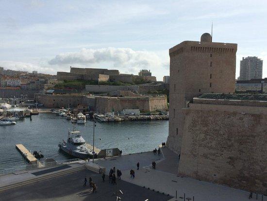 Fort Saint-Jean, Vieux Port, Marselha, França