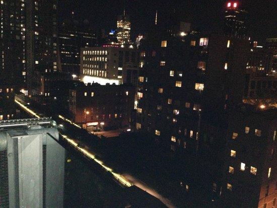 Hotel Americano: VISTAS DESDE LA TERRAZA DEL HOTEL