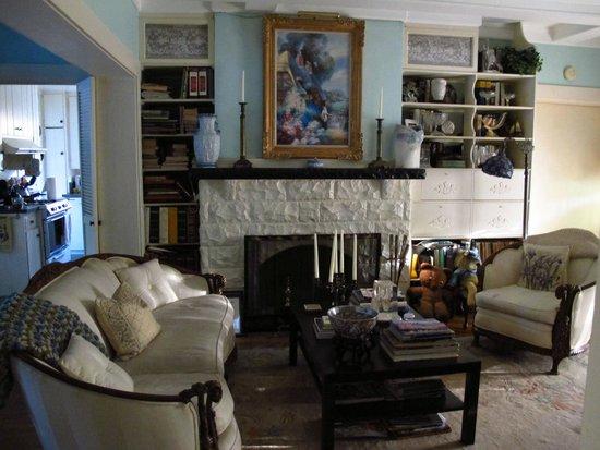 Dresden B&B : Living room!