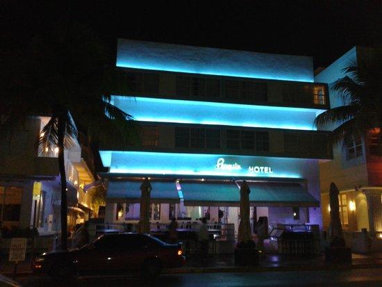 Penguin Hotel: El hotel de noche