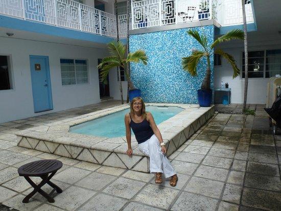 Aqua Hotel and Suites : El jacuzzi