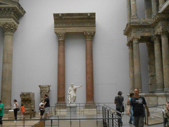 Museum Island: inside