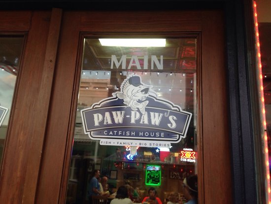 Paw Paw's Catfish House: Good food!!
