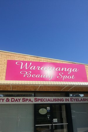 waramanga beauty spot