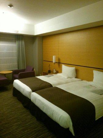 Haneda Excel Hotel Tokyu: 客室1
