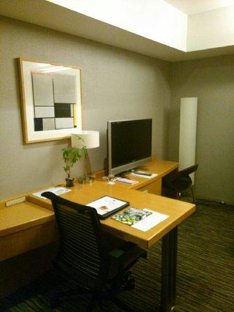 Haneda Excel Hotel Tokyu: 客室2