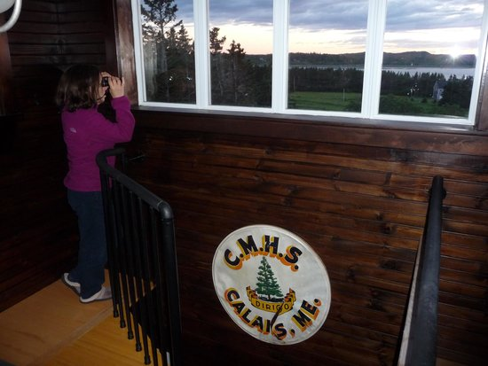 West Quoddy Head Station: From the Watchtower