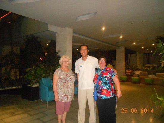 EDEN Hotel Kuta Bali - Managed by Tauzia: saying goodbye