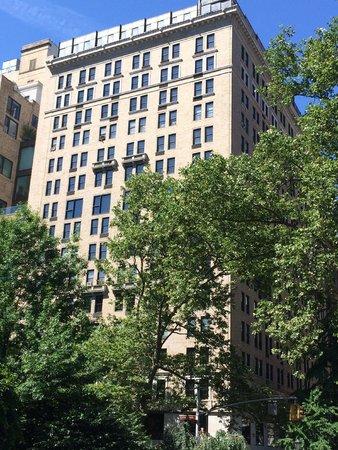 Gramercy Park Hotel: hotel exterior