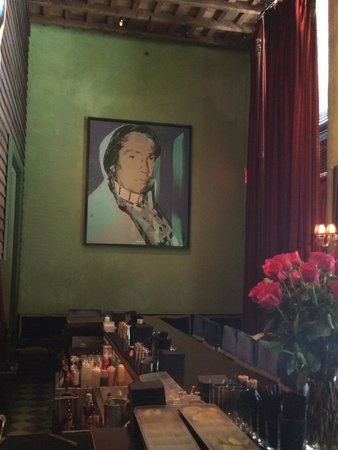 Gramercy Park Hotel: bar