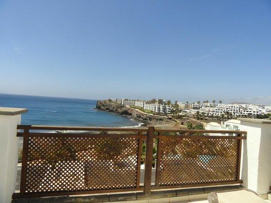 Gran Castillo Tagoro Family & Fun Playa Blanca: Panorama dalla Suite