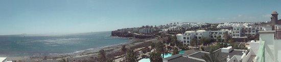 Gran Castillo Tagoro Family & Fun Playa Blanca: Panorama Playa Blanca