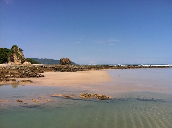 Playa Hermosa: Tide Pools