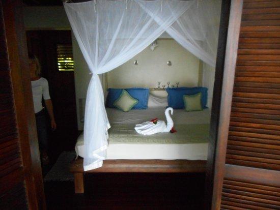 Bosque del Cabo Rainforest Lodge: room