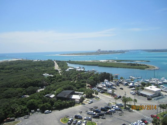 Ponce de Leon Inlet Lighthouse & Museum: View from the Top