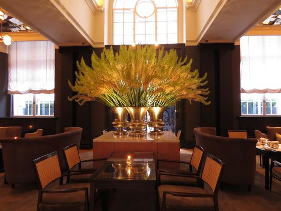 Rosewood London: Restaurant