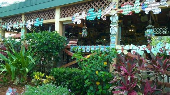 Radisson Resort Orlando-Celebration: Bar by the Pool