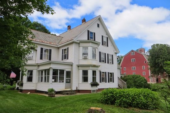 Farmhouse Inn at Robinson Farm: Farmhouse Inn